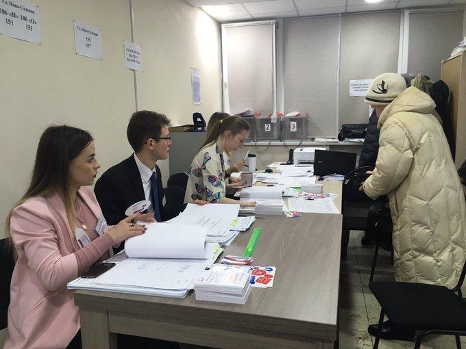 Самая «молодая» участковая избирательная комиссия РФ работает в Самаре | CityTraffic