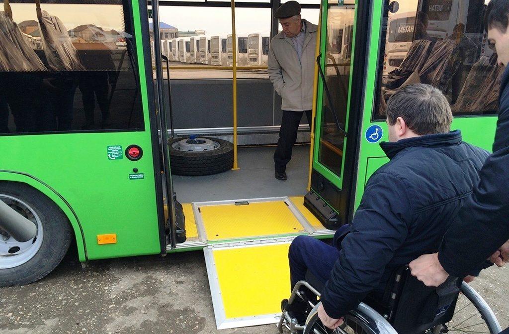 В Самаре водителей автобусов собираются снабдить инструментами для открывания пандусов | CityTraffic