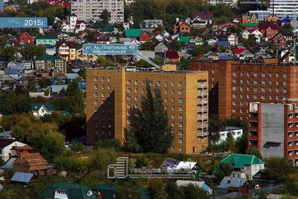 Рядом с общежитиями Самарского университета построят высотки | CityTraffic