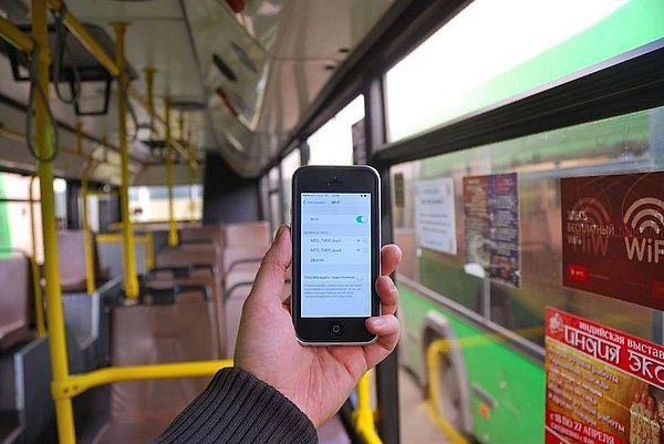 В Самаре 20 автобусов оснастят точками доступа к Wi-Fi | CityTraffic