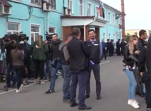 Футболисты Кокорин и Мамаев выходят по УДО во вторник | CityTraffic