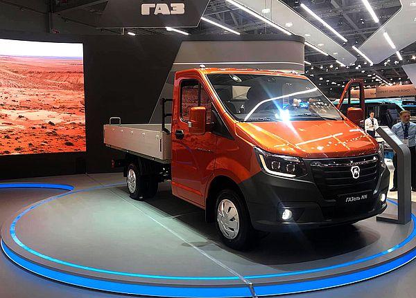 Скоро в автомобилях ГАЗель будет не только «Тетрис» | CityTraffic
