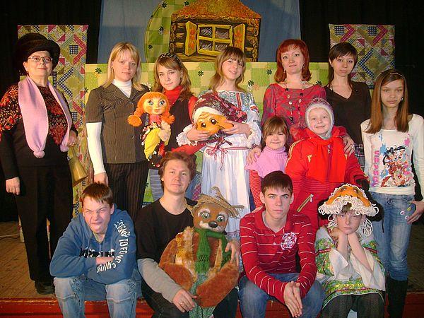 Участники фестиваля «Театральное Приволжье» обучат детей, оставшихся без родителей, основным элементам кукольного спектакля | CityTraffic