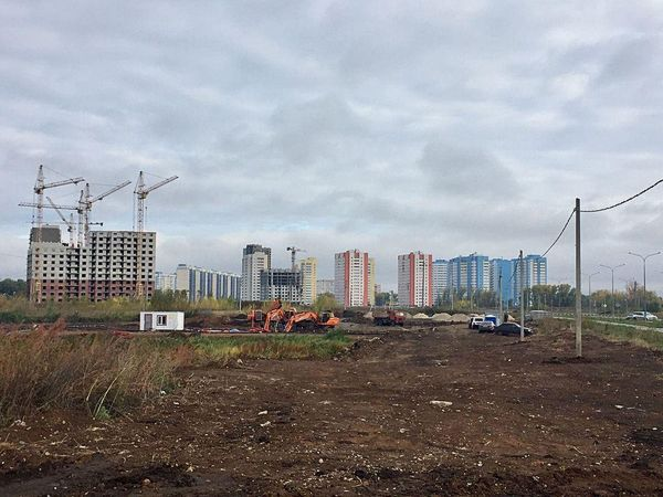 В Самаре начинают закладывать фундамент детского сада в Волгаре | CityTraffic