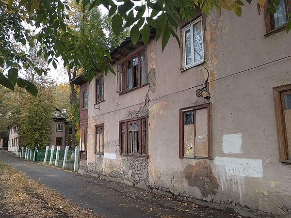 В Самаре будут сносить двухэтажку на Нагорной | CityTraffic
