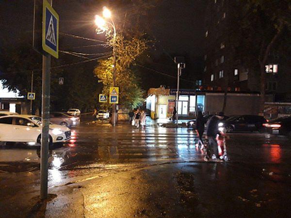 В Самаре разыскивается водитель, сбивший пенсионерку и скрывшийся с места ДТП | CityTraffic
