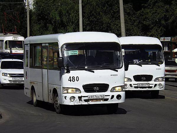 В Самаре 480 маршрут могут продлить до «Крутых Ключей» | CityTraffic