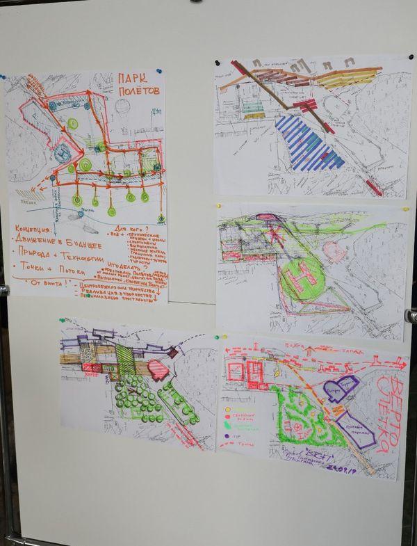 В Самаре «вертолетку» хотят сделать похожей на московский парк «Зарядье» | CityTraffic