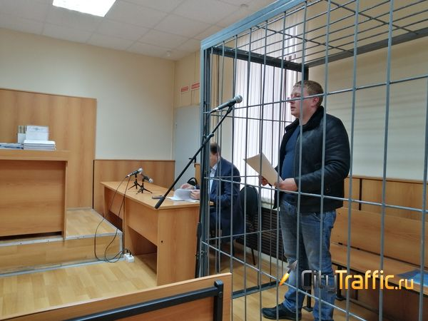 Активист ОНФ Аркадий Лазарев отправлен в СИЗО | CityTraffic