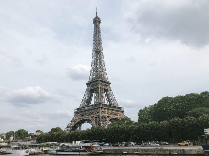 Из Самары в Париж  будет выполняться 4 рейса в месяц | CityTraffic