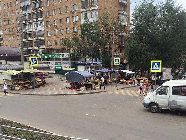 В Самаре вместо торговых рядов на улице Челюскинцев планируют устроить ярмарку | CityTraffic