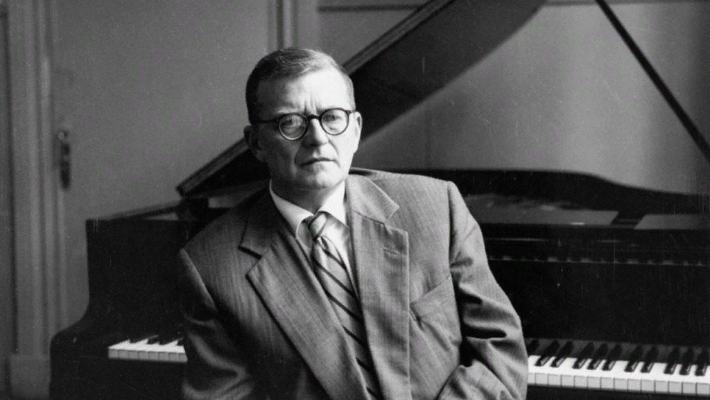 В Самару из Питера привезли неопубликованные письма композитора Дмитрия Шостаковича | CityTraffic