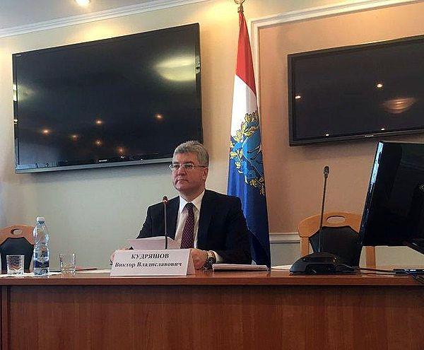 Виктор Кудряшов официально станет главой правительства Самарской области | CityTraffic