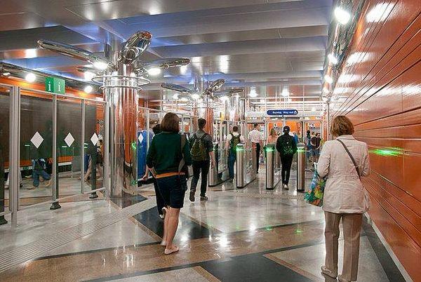 В самарском метро появится система распознавания лиц | CityTraffic