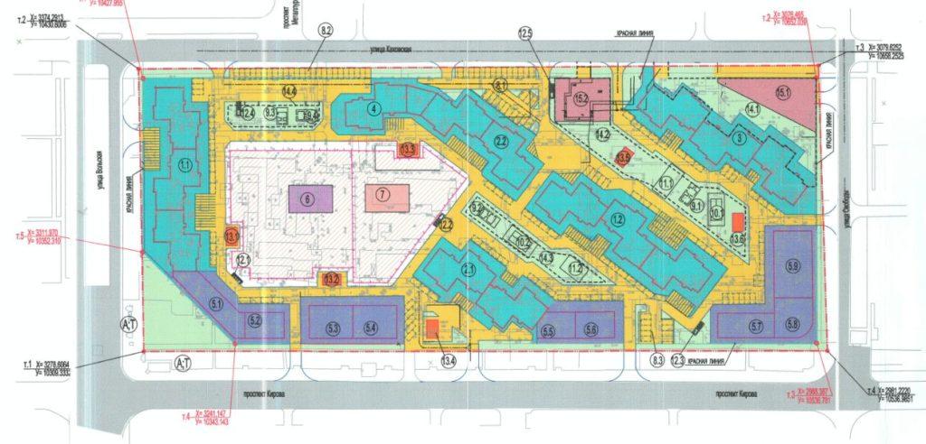 В Кировском районе Самары утвердили документацию по массовой застройке территории, занятой двухэтажками | CityTraffic