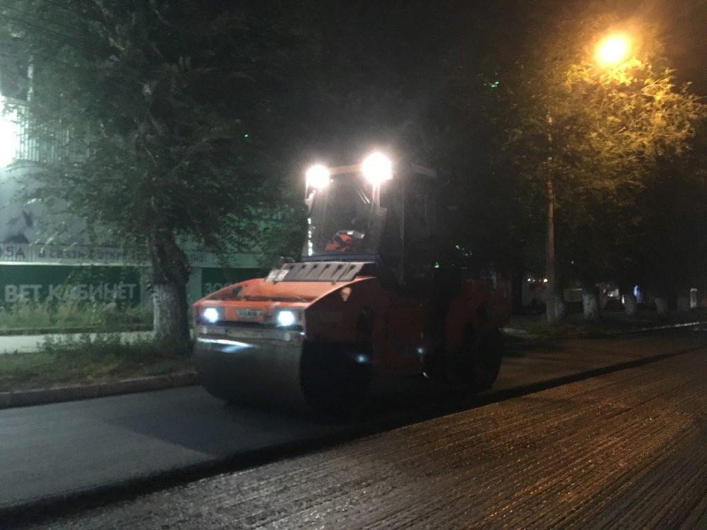 В Самаре завершили ремонт дороги на улице Ташкентской | CityTraffic