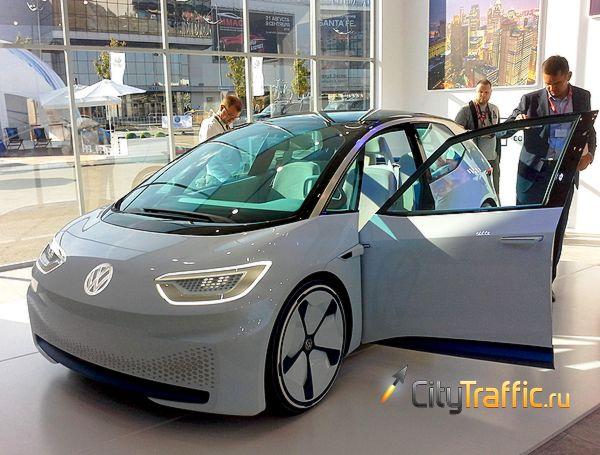 Volkswagen обновил логотип, сменил голос и силовые агрегаты | CityTraffic