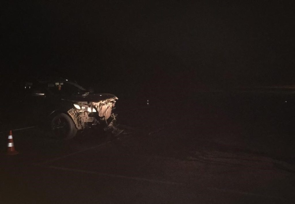 """Под Тольятти водитель на """"Ладе"""" пострадал из-за нарушителя на """"Ауди""""   CityTraffic"""