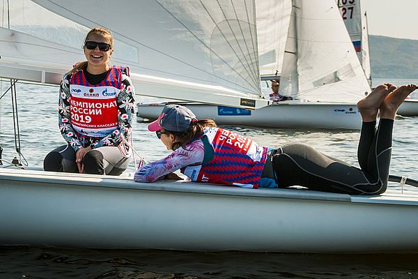 Тольятти принимает Чемпионат РФ в олимпийских классах яхт | CityTraffic