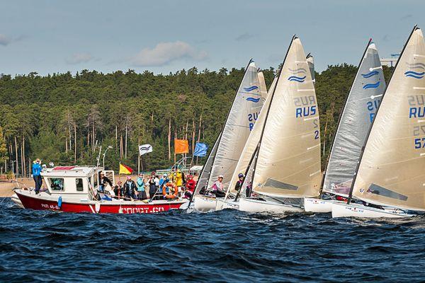 Названы победители Чемпионата России волимпийских классах яхт