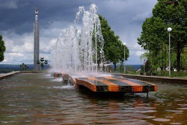 Восстановление  фонтана в честь 30-летия Победы в Самаре могут завершить к октябрю | CityTraffic