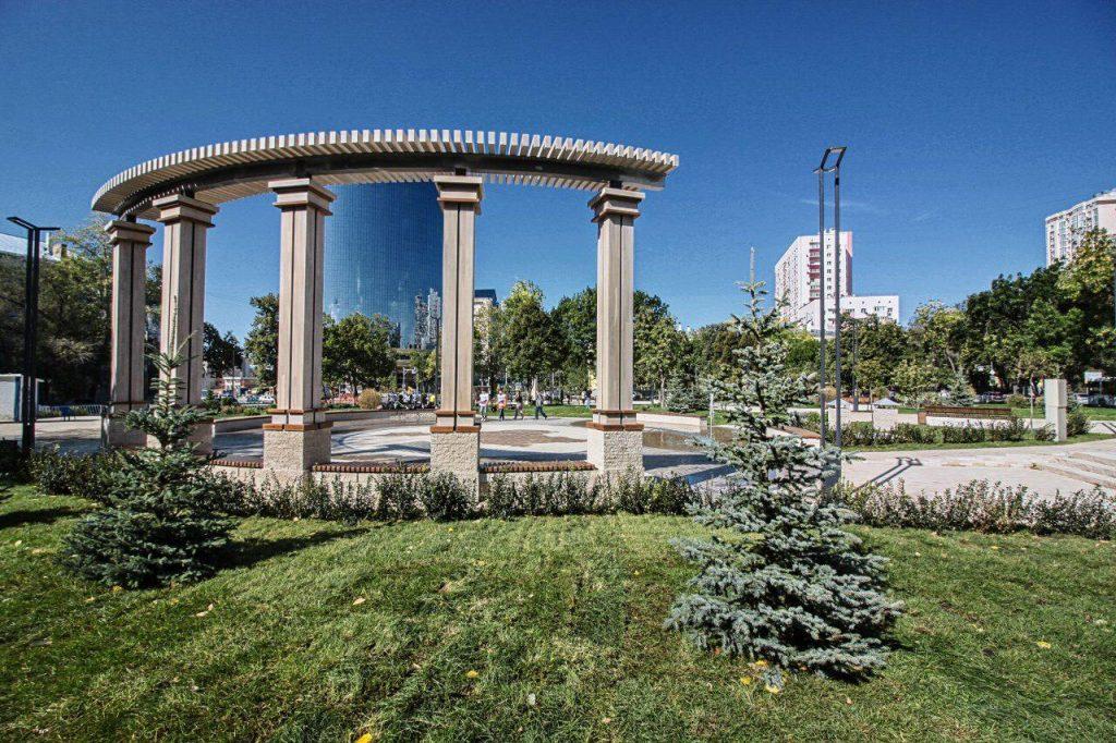 В Самаре ко Дню города откроется новый сквер | CityTraffic