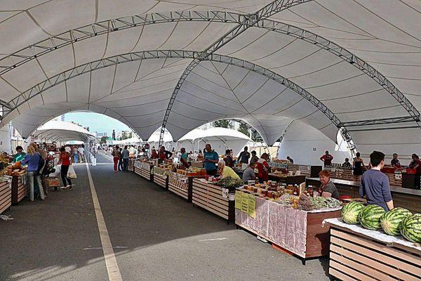 Сельскохозяйственные ярмарки в Самаре будут работать до конца октября | CityTraffic