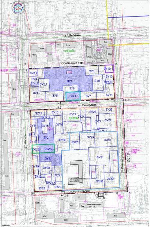 В Самаре внесли изменения в планировку территории рядом с ТЦ «Космопорт», где строят высотные дома | CityTraffic