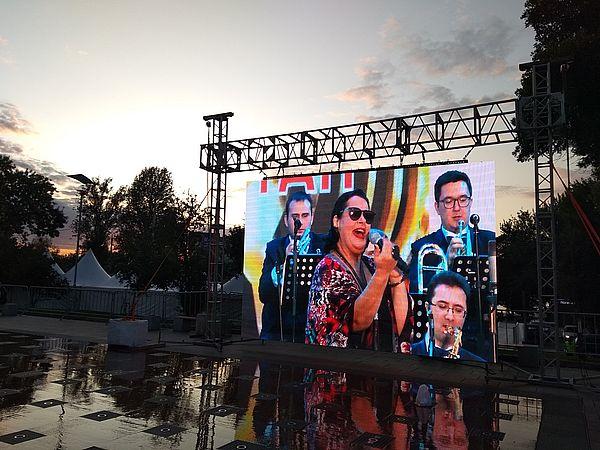 Джаз нужно играть именно над Волгой: в Самаре стартовал фестиваль под открытым небом | CityTraffic
