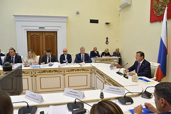 Губернатор Самарской области напомнил застройщикам проблемных объектов, что невыполнение обязательств заканчивается задержаниями и  арестами | CityTraffic
