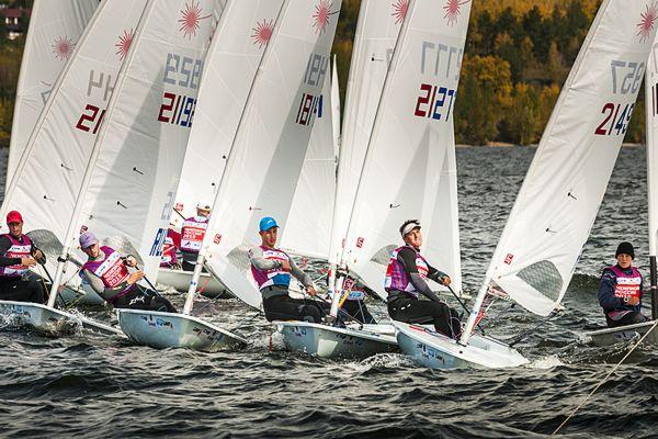 На Чемпионате России в  олимпийских классах яхт сменились лидеры | CityTraffic