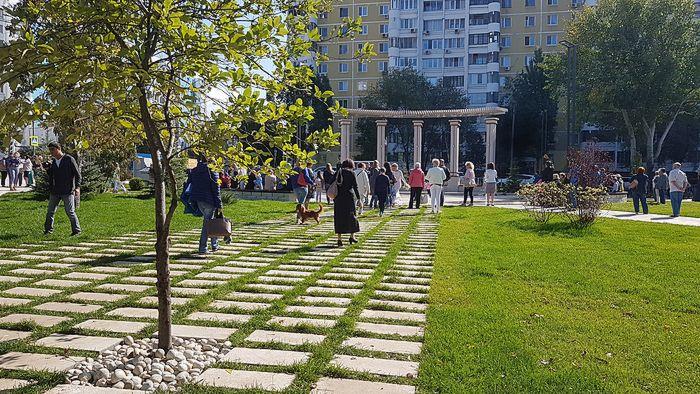В Самаре в День города открылась площадь с маяком   CityTraffic