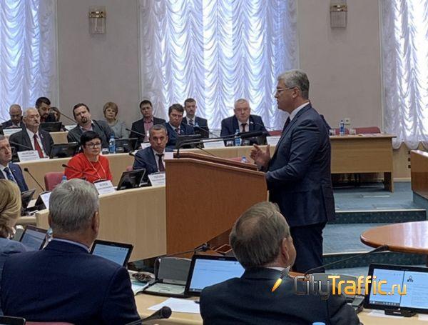 Главой правительства Самарской области стал Виктор Кудряшов | CityTraffic