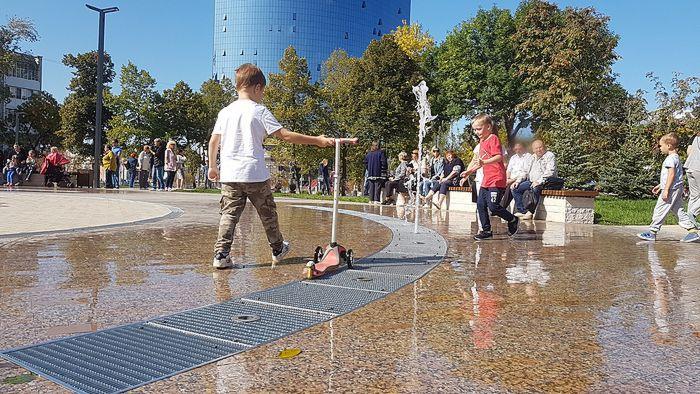 В Самаре в День города открылась площадь с маяком | CityTraffic