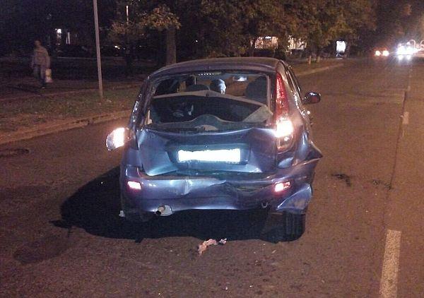 В Тольятти столкнулись два вазовских автомобиля, пострадала пассажирка   CityTraffic