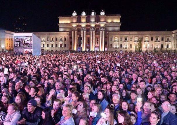 Концерт пьяного Димы Билана обошёлся налогоплательщикам Самары в 2,7 млн рублей | CityTraffic