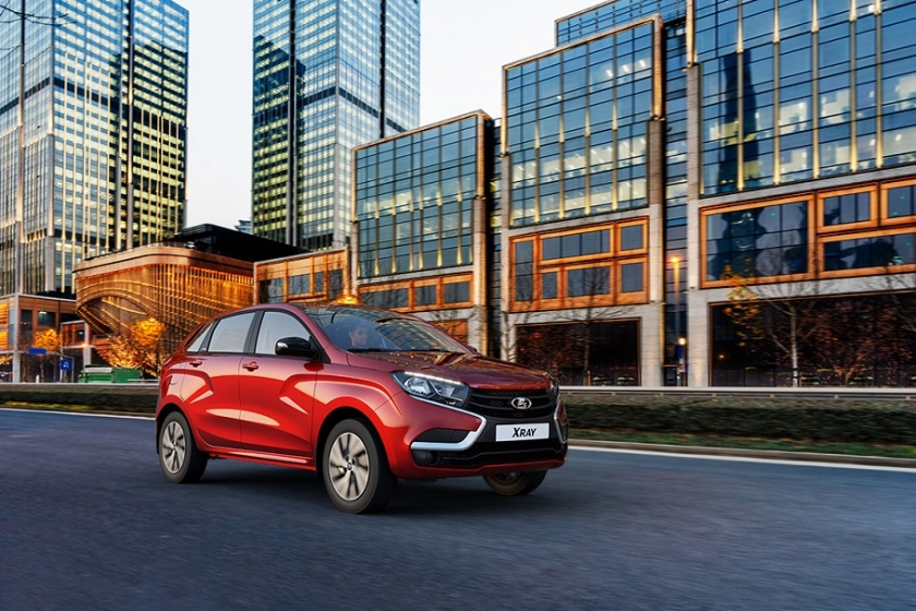 АВТОВАЗ выпустит лимитированную партию машин в комплектации Comfort с элементами топ-версии Luxe   CityTraffic