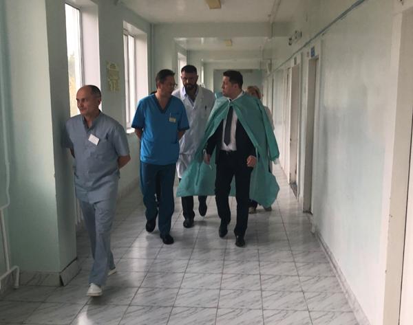 В год Тольятти областной Минздрав планирует вплотную заняться городской медициной | CityTraffic