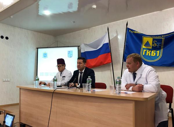 В Тольяттинской городской клинической больнице №1 сменился главврач | CityTraffic