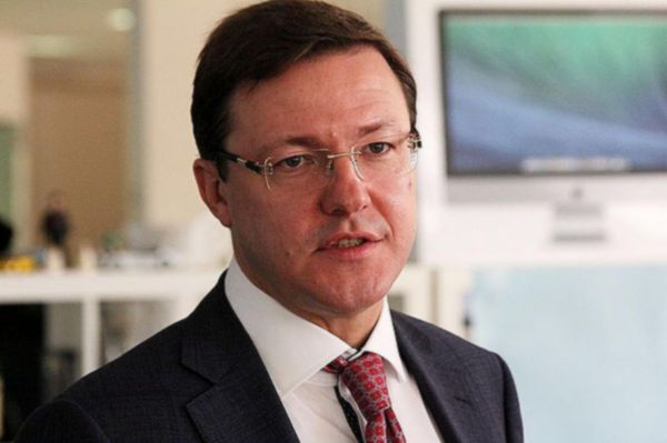 Дмитрий Азаров стал и.о. секретаря Самарского реготделения «Единой России» | CityTraffic