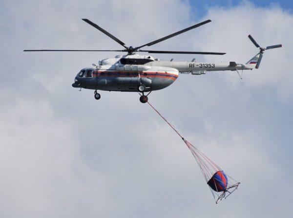 В Самарской области лесные пожары потушат при помощи авиации   CityTraffic