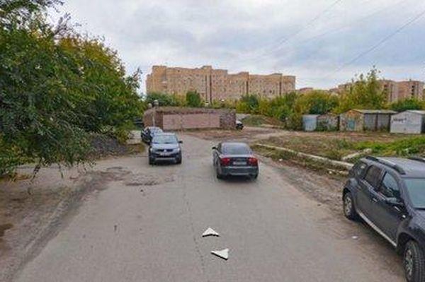 Жители Советского района Самары возмущены  строительством каменного здания на улице Мориса Тореза | CityTraffic