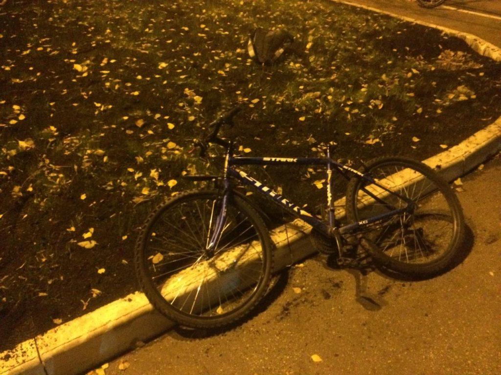 В Самаре женщина-водитель на «Лексусе» сбила 13-летнего велосипедиста | CityTraffic