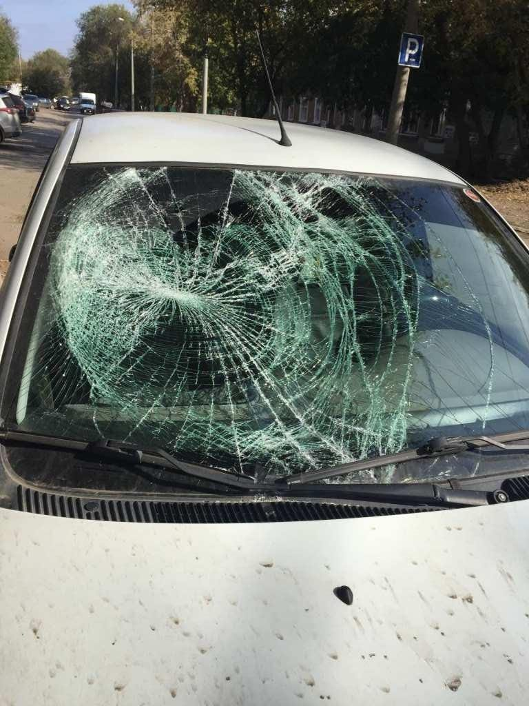 В Самаре 60-летний пешеход-нарушитель попал под колеса «Калины»   CityTraffic
