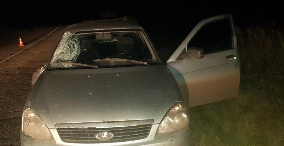 В Самарской области водитель «Приоры» сбил 15-летнюю девушку, которая в темное время суток шла по проезжей части | CityTraffic