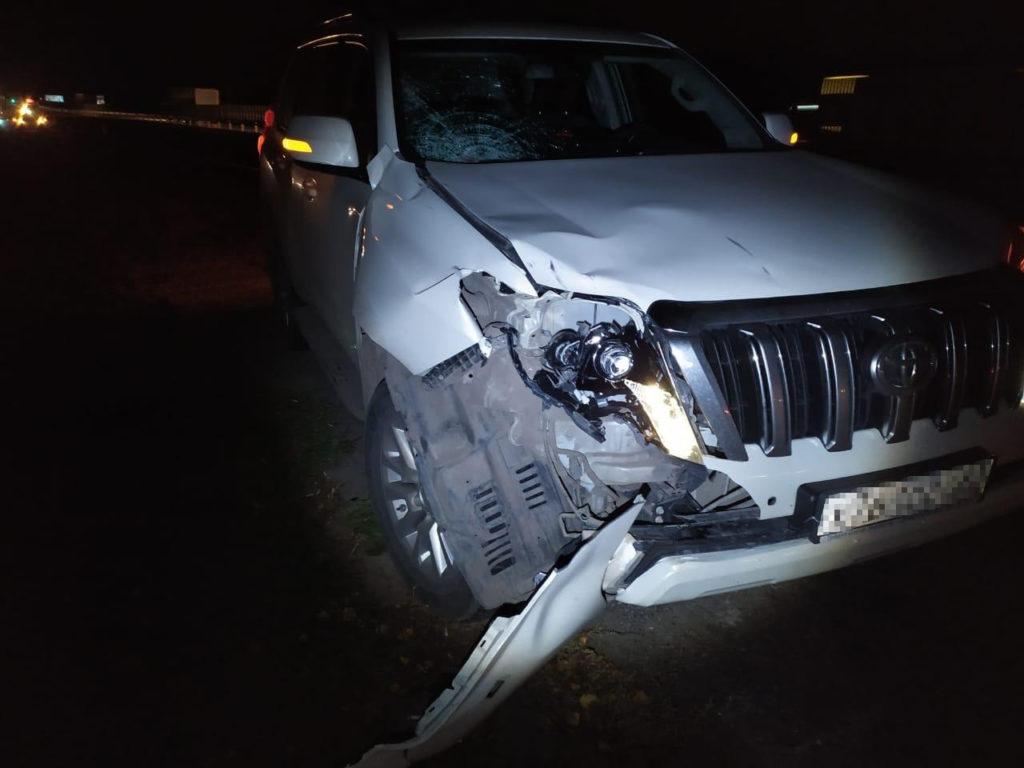 На трассе М-5 между Самарой и Тольятти водитель «Тойоты» насмерть сбил пешехода | CityTraffic