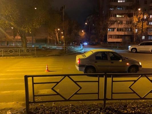В Самаре женщина-водитель на пешеходном переходе сбила 11-летнего мальчика | CityTraffic