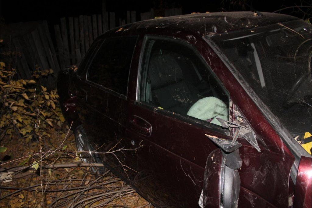 В Нефтегорске «Лада Приора», за рулем которой был пьяный водитель, вылетела в кювет и перевернулась | CityTraffic