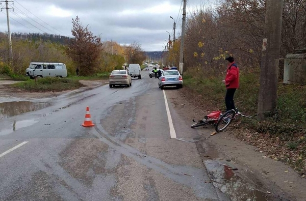 В Жигулевске водитель «Рено» сбил 64-летнюю велосипедистку | CityTraffic