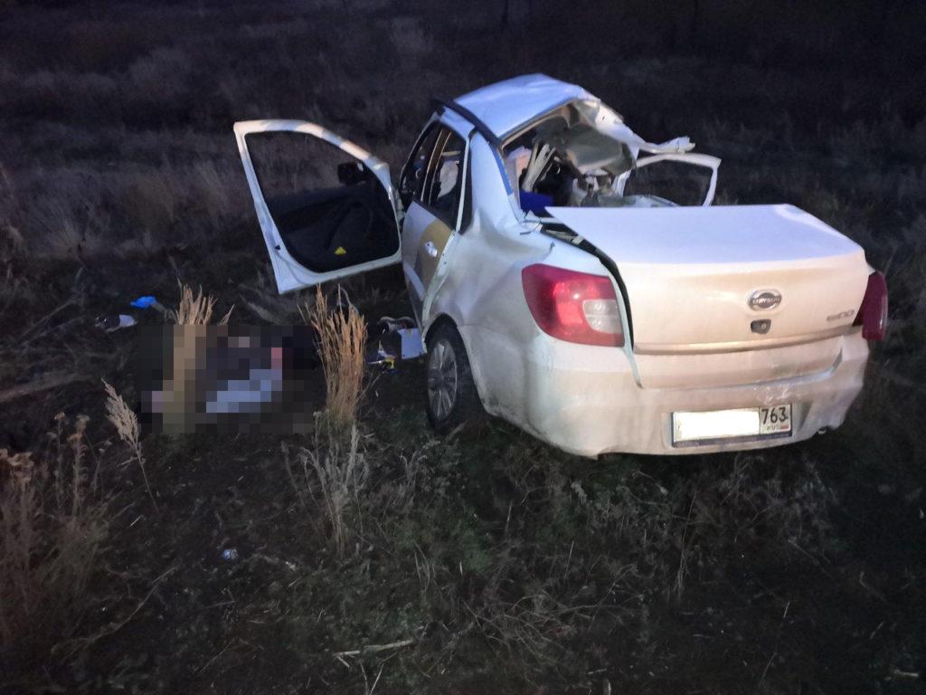 В Самарской области 22-летний водитель Datsun погиб, врезавшись в УАЗ на встречной полосе | CityTraffic